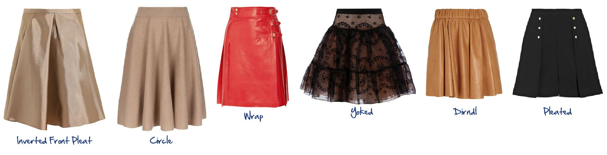different types of skirts styles | Line styles2 | Fashion Styles ...