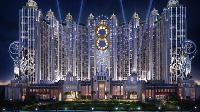 Studio City The Latest Casino In Macau Http Buff Ly 1xqhp6y Casino Hotel Studio City Macau Macau