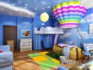 Camere Da Sogno Per Bambini : Il mio angolo nel mondo.: camerette per bambini: le più belle