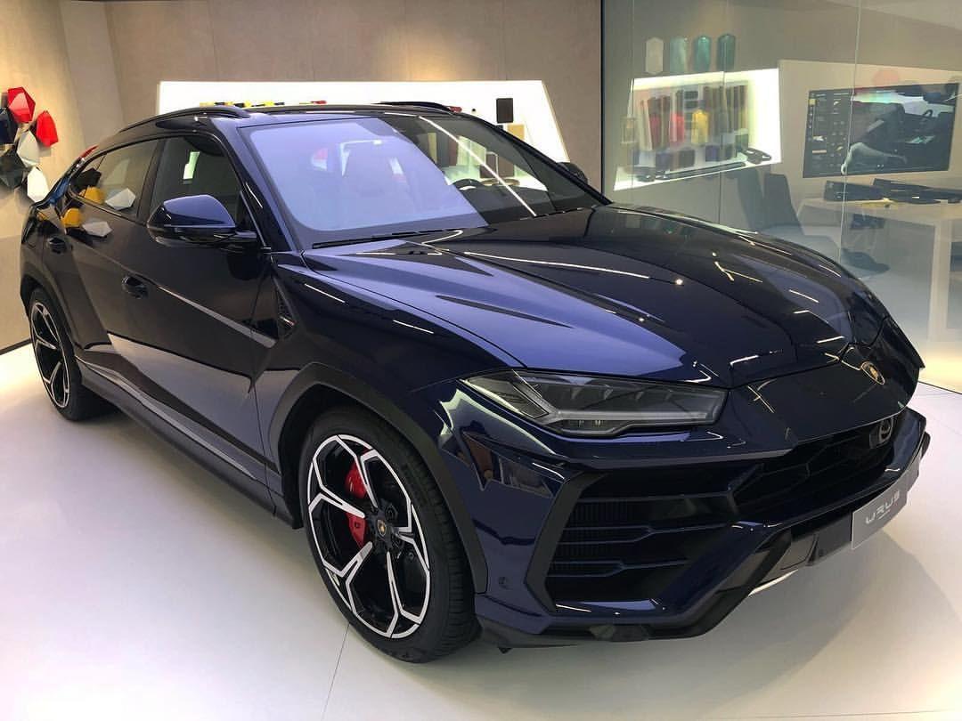 We Re Loving This Lamborghini Urus At The Genevaautoshow
