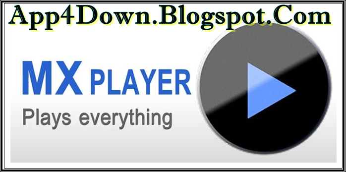 mx player pro download