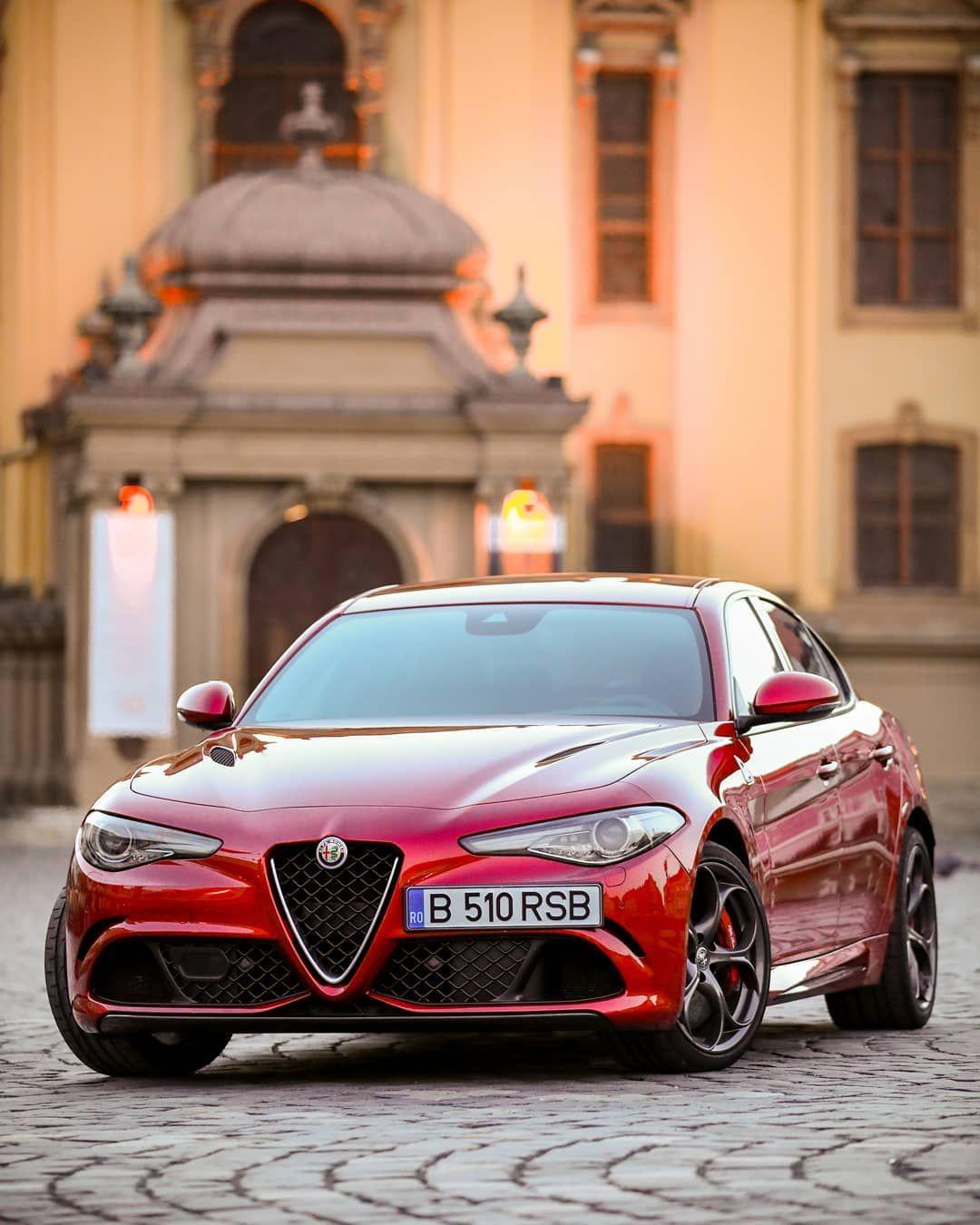 Alfattitude On Instagram Congratulations To Alfaromeouk For Winning The Performance Car Of Performance Cars Alfa Romeo Giulia Quadrifoglio Alfa Romeo Cars