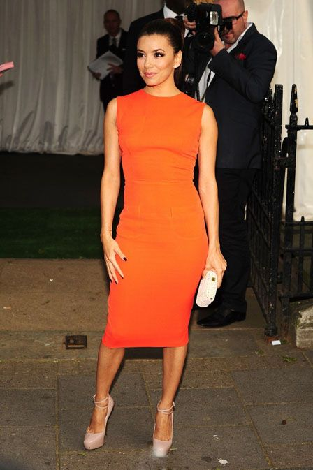what colour shoes with orange dress | Gommap Blog