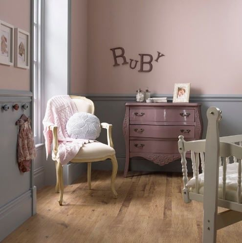 Image Result For Annie Sloan Nursery Furniture Pink