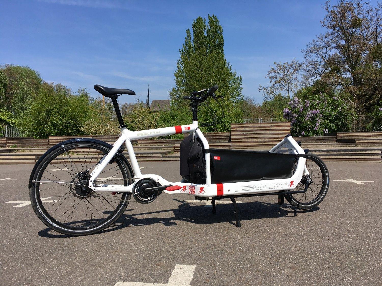 Bowl Loadboard Bag Cargo Bike Bullitt Cargo Bike Bicycle