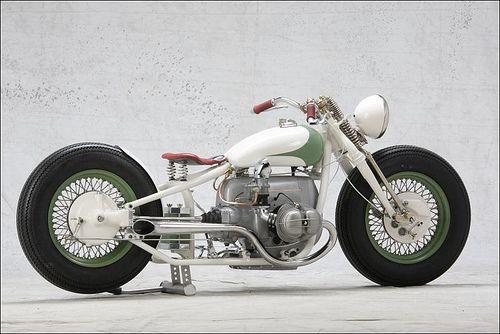 Bobber Bikes Motorcycle