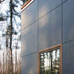 Pin By Marine Leblond On Cladding House Cladding Modern Exterior Exterior Siding