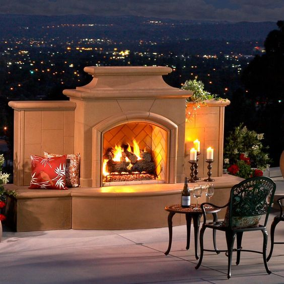 Fireplace Decor Ideas Modern