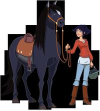 Pin Von Maxima Pichler Auf Mistral Lena Ranch Und Pferde