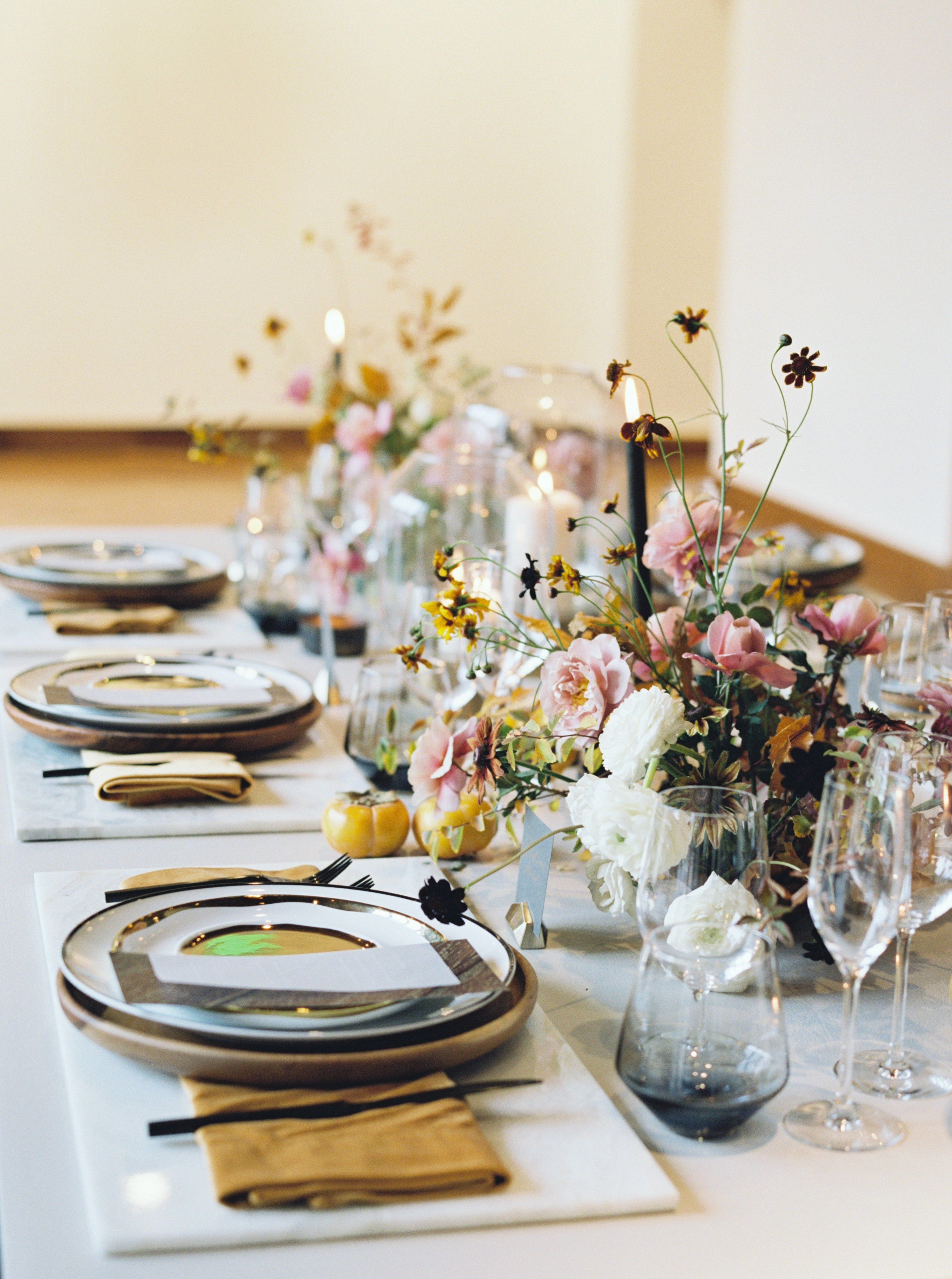 Wedding decor ideas 2018   Fall Wedding Decor Ideas Weure Loving in   Brides  Weddings