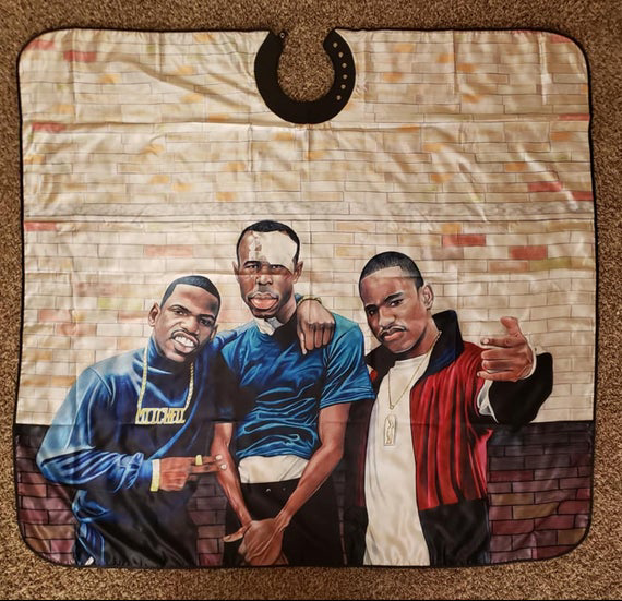 Paid In Full Barber Cape Barber Cape Sublime