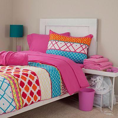 Terri Reversible Bed Set