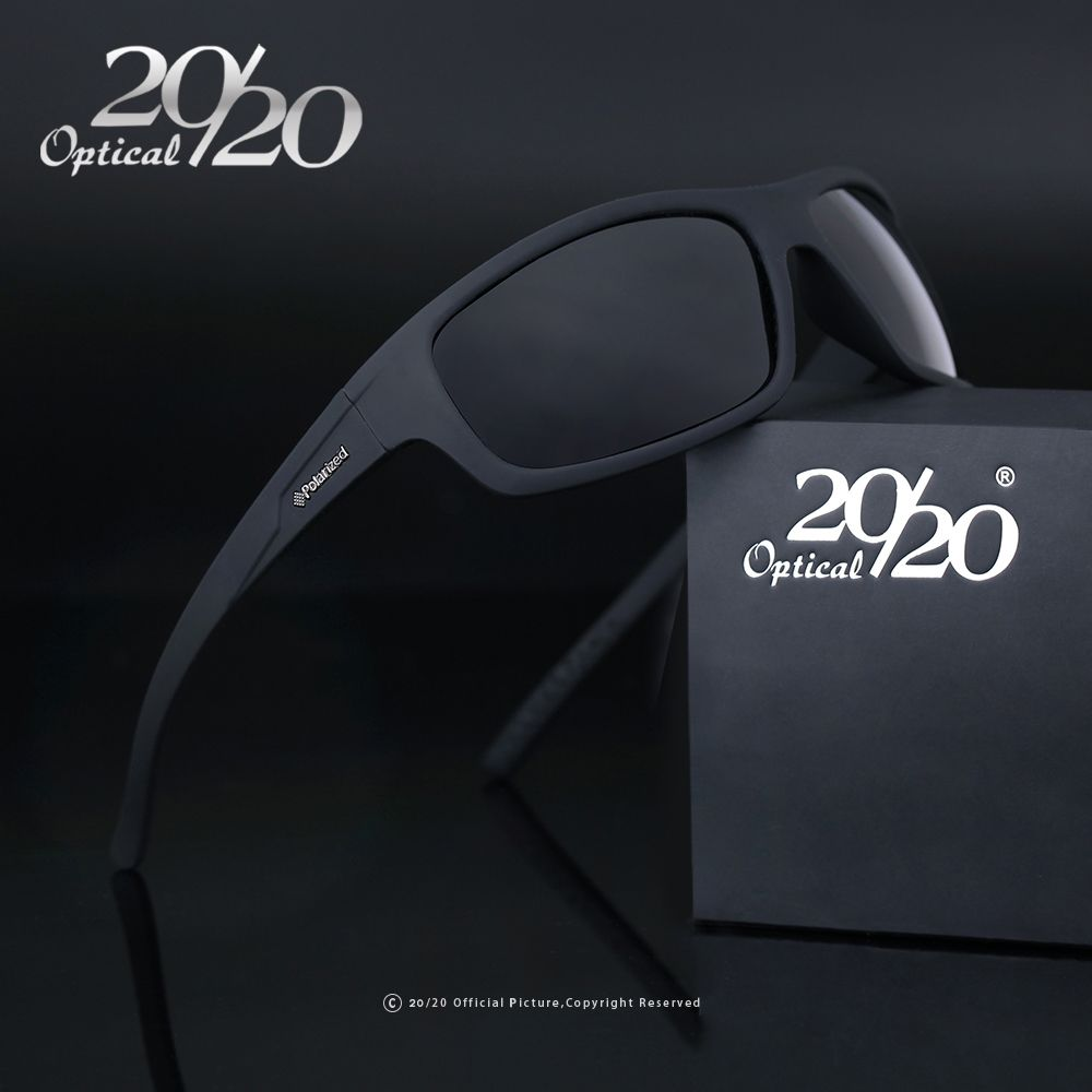 7bfb81cbf19 20 20 Optical Brand 2017 Polarized Sunglasses Men Fashion Male Eyewear Sun  Glasses Travel Oculos Gafas De Sol PL66