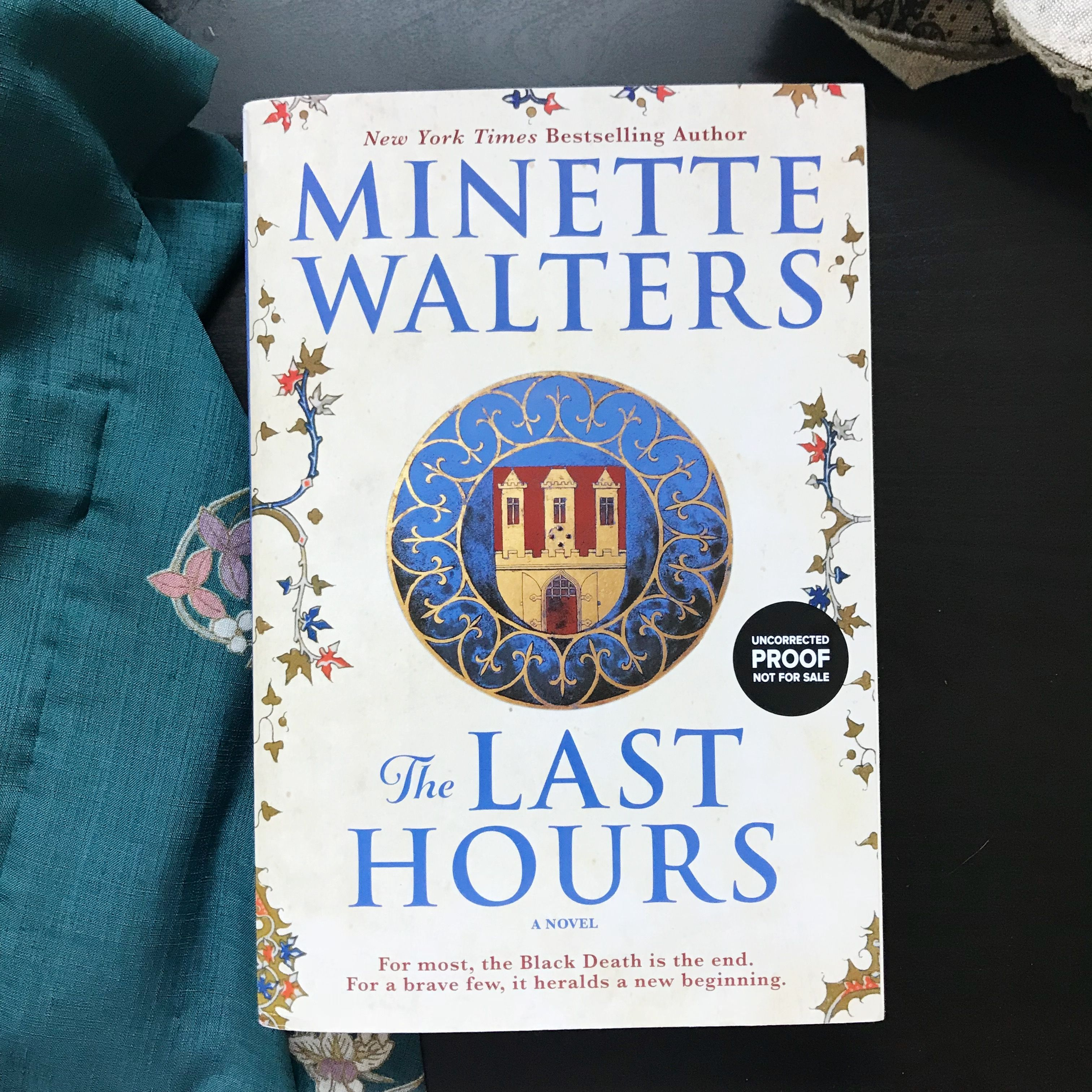 Minette Walters Libros We Ve Been Hanging Out With Our Book Date The Last Hours By