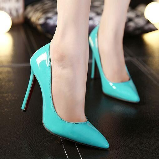 4b8eaa8c0a0c pumps high heels pointed toe women shoes Red bottom sole