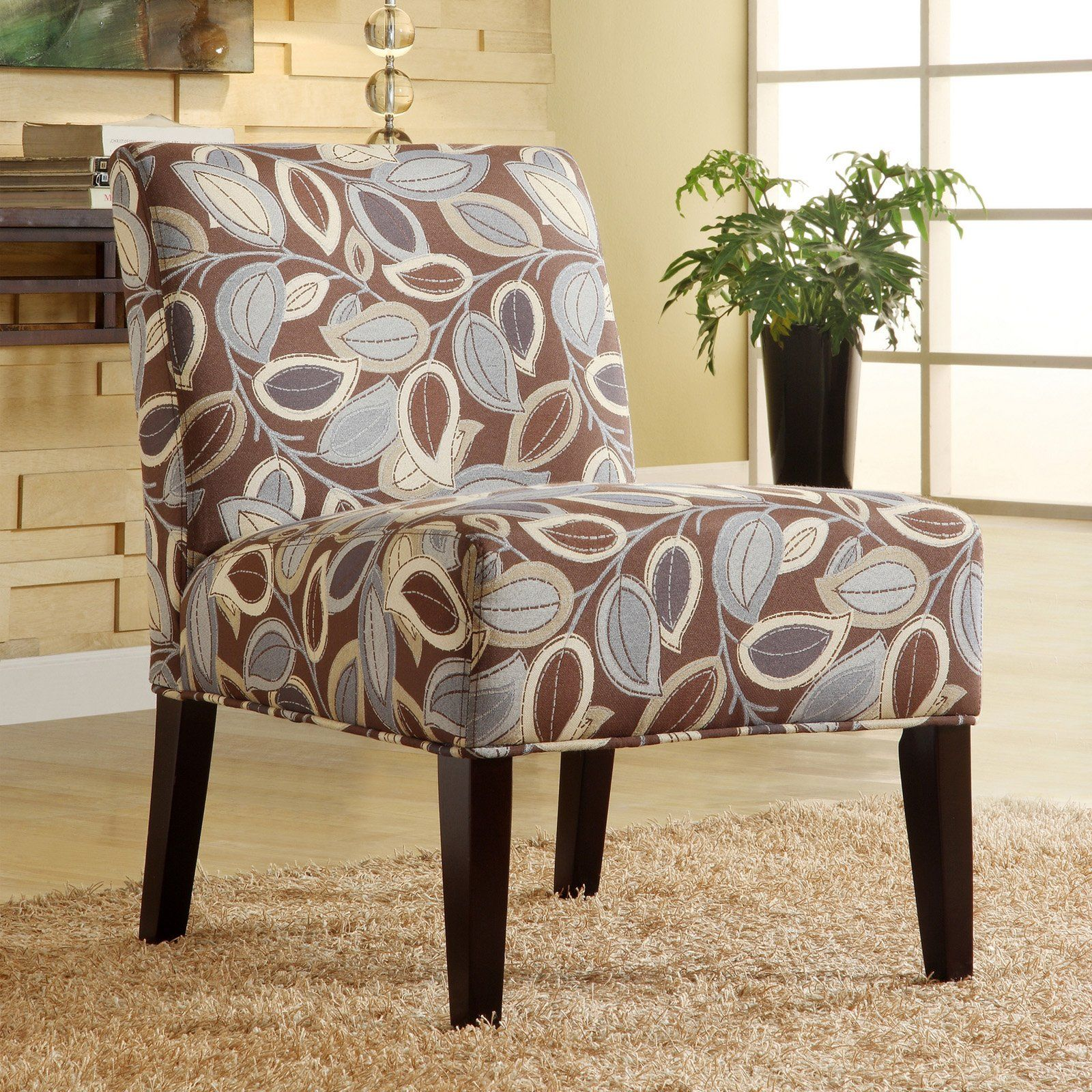Have To Have It Becci Fabric Accent Chair Leaves 206 99