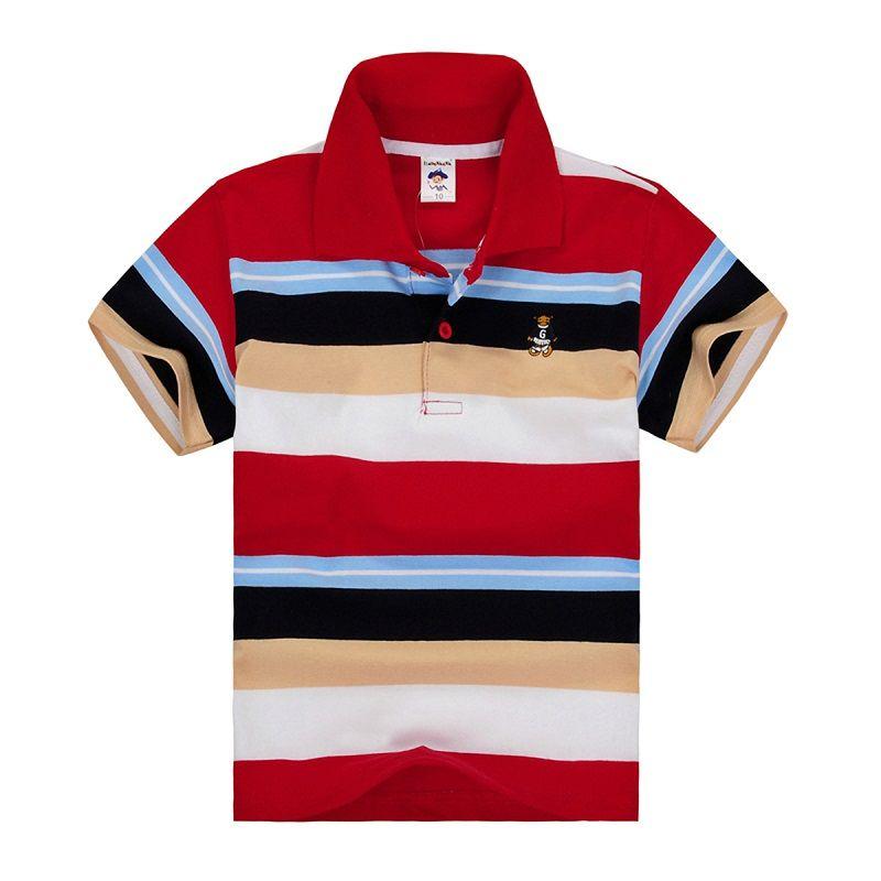 da1197d3 Top quality boys girls polo shirt for kids brand baby little toddler big boy  clothes summer short sleeve cotton t-shirts www.peoplebazar.net #peoplebazar