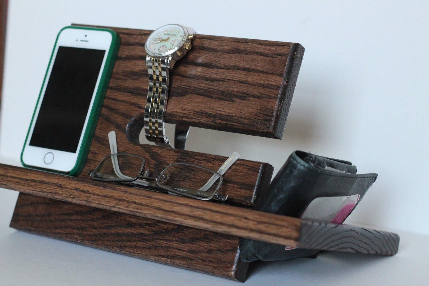 Large Model A Wallet Watches Phone Docking Station