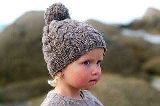 Cable Knit Lucky Bonnet by Solenn Couix-Loarer on Ravelry