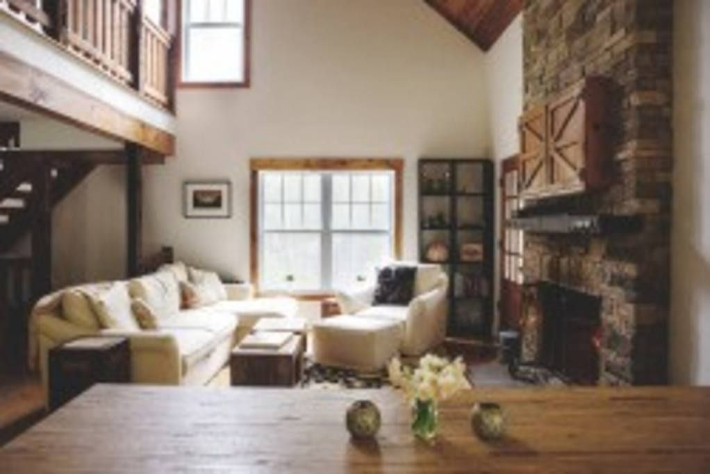 Woodstock Ny Getaway Coldbrook House