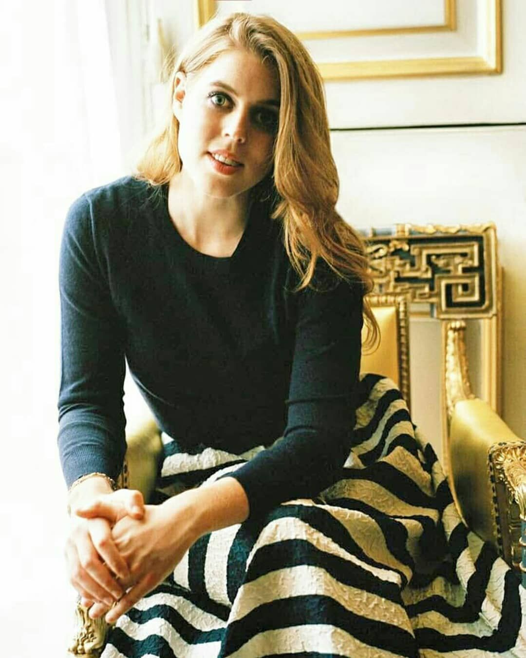 Princess Beatrice . . Some Facts; . The Princess Was Born