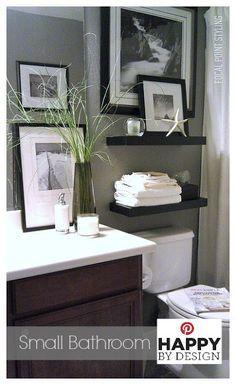 Decorate Small Bathroom No Window Google Search Bathroom
