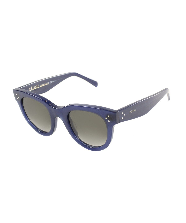 14ae012277 CELINE CELINE CL 41053 M23 HAVANA CAT-EYE PLASTIC SUNGLASSES .  celine   sunglasses