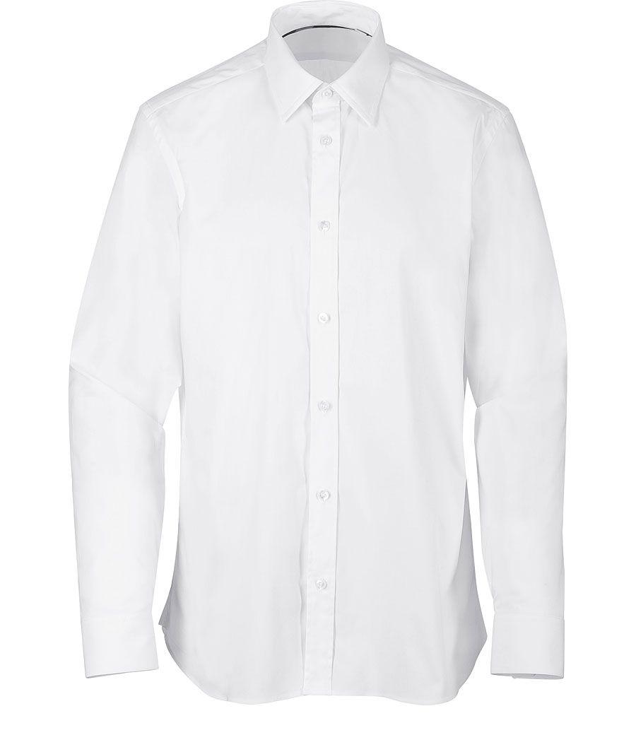 cf137711b4 Camisa social branca