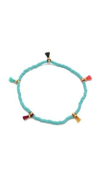 Lilu Seed Bracelet by Shashi
