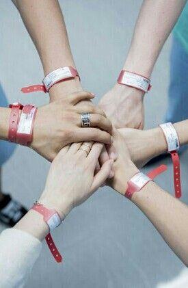 Club Der Roten Bander Red Band Society Rotes Band Club Der Roten Bander