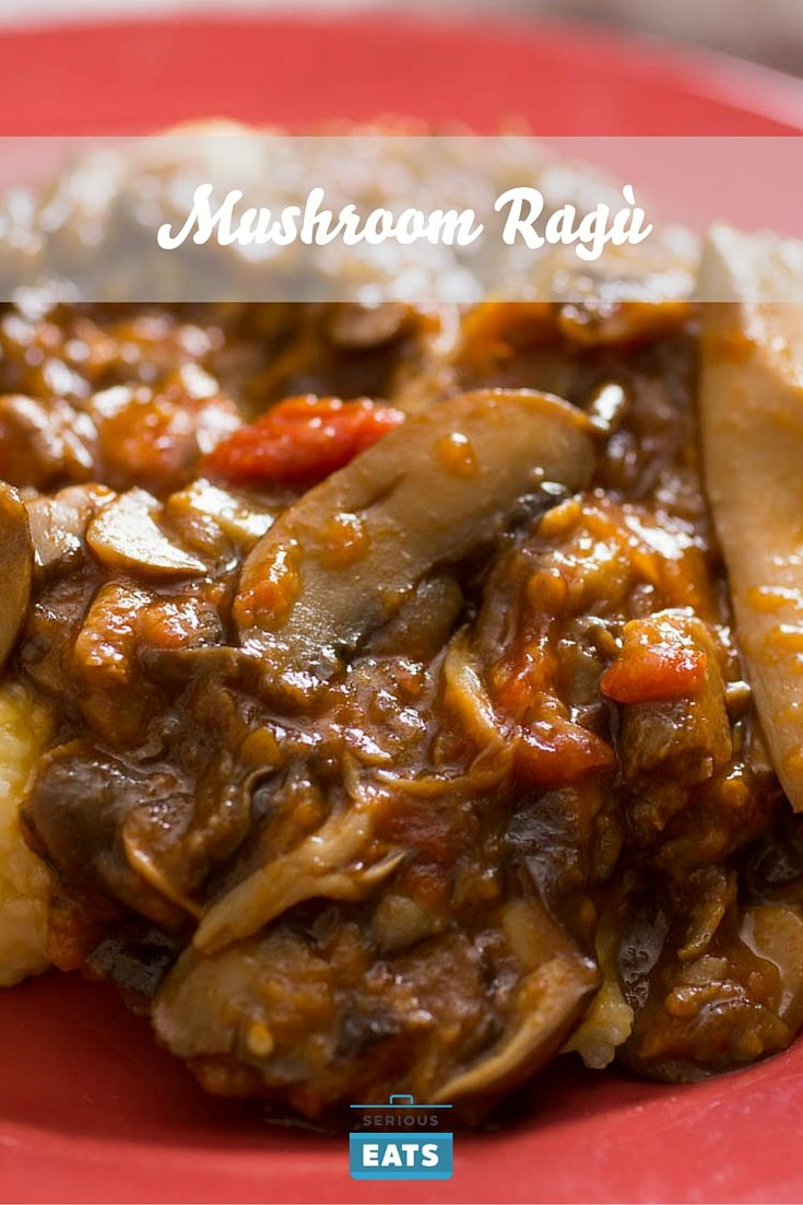 Mushroom Ragù