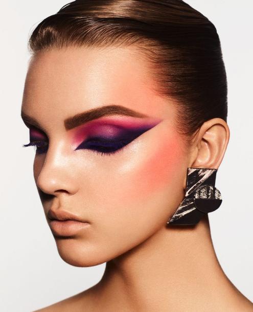 Photo of Fashion Model Make-up