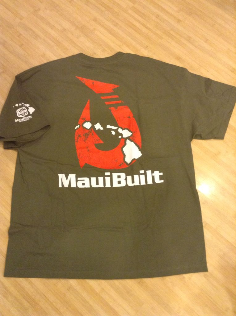 Maui built clothing online store