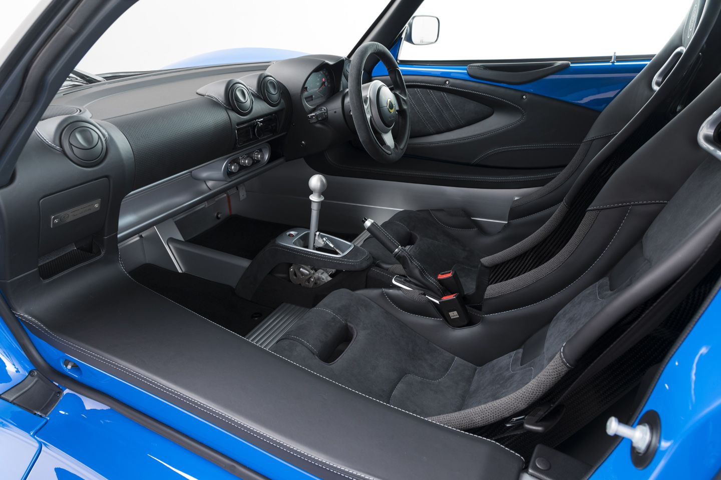 NEW LOTUS EXIGE SPORT 380 COUPE, 2017 VOODOO BLUE (LZ12) WITH BLACK ...