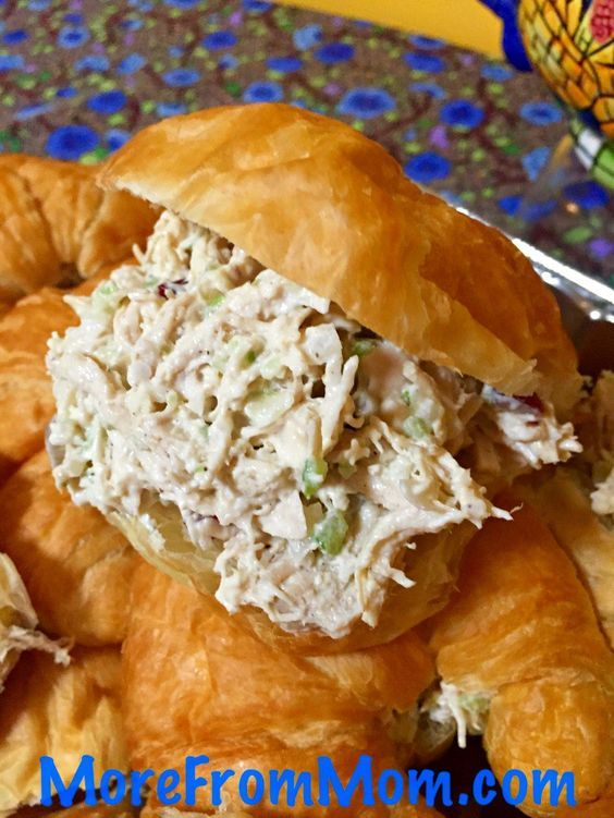 Nini S Best Chicken Salad Recipe Ever More From Mom In