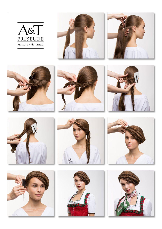 Frisuren und anleitung