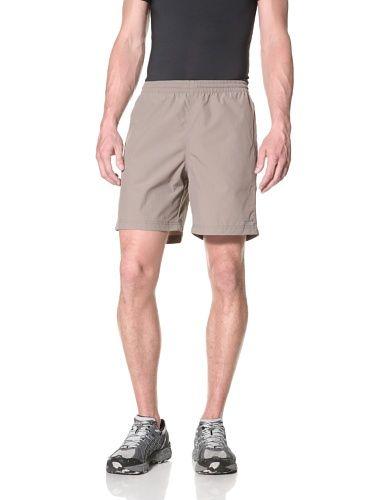40% OFF Reebok Men\'s Utility Shorts (Trek Grey)