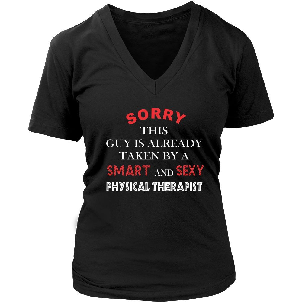Physical Therapist T-shirt, hoodie and tank top. Physical Therapist funny gift idea.
