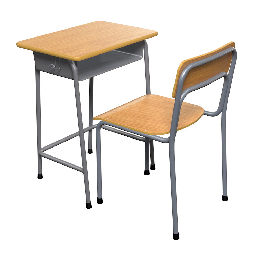 Enjoyable School Desk And Chair School Desk Chair In 2019 Onthecornerstone Fun Painted Chair Ideas Images Onthecornerstoneorg