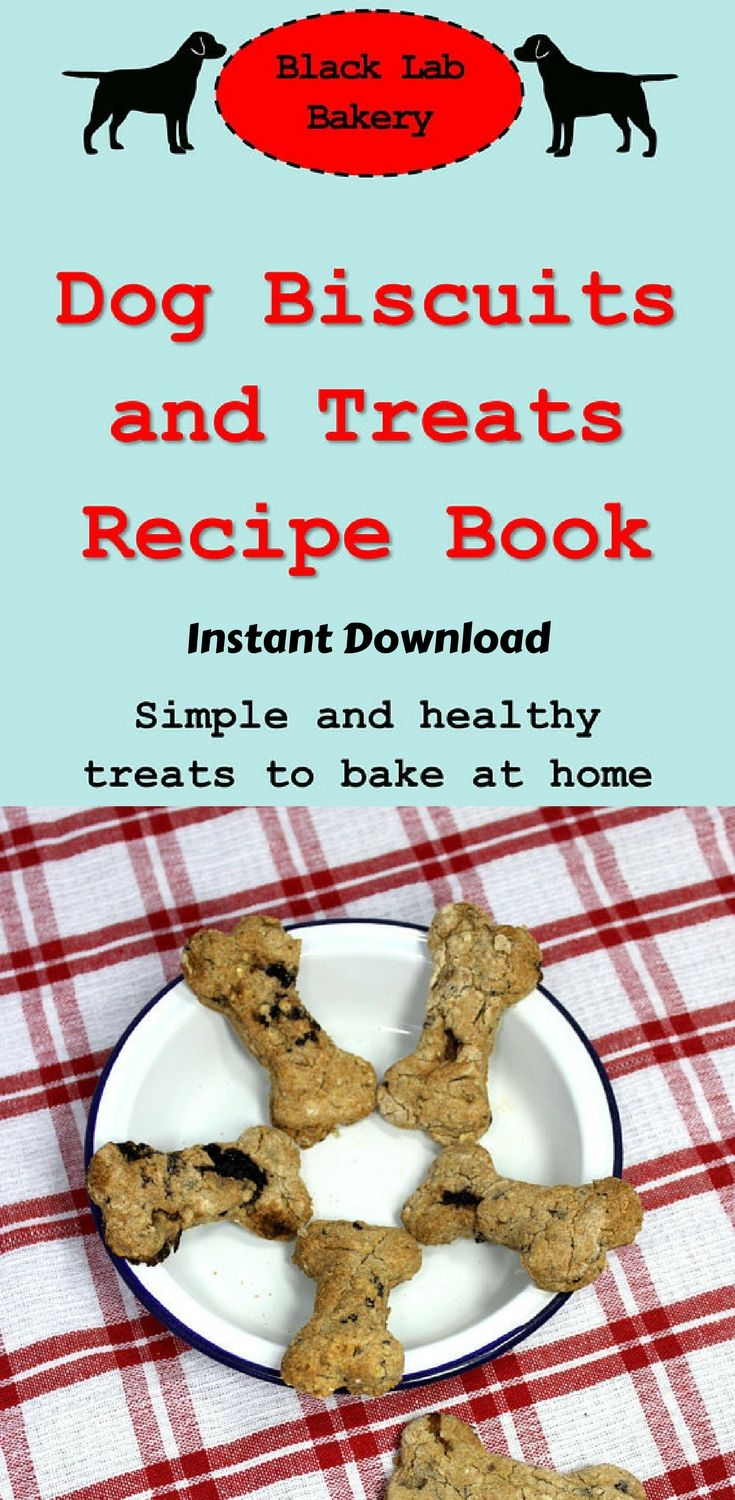 Dog biscuits and treats recipe book simple healthy treats to bake dog biscuits and treats recipe book simple healthy treats to bake at home plus free black labrador gift tags printable pdf instant download say forumfinder Images