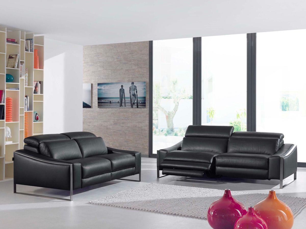 Kuxor Le Salon Luxor Est Propose En Cuir Ou En Tissu Et Est Composable A Souhait Pour Vous Offrir Un Maximum De Possibilites In 2020