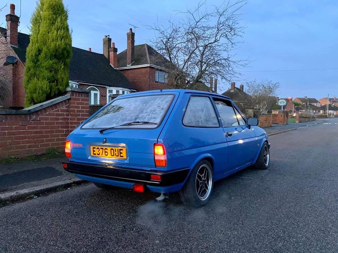 Pin Op Fiesta Mk1