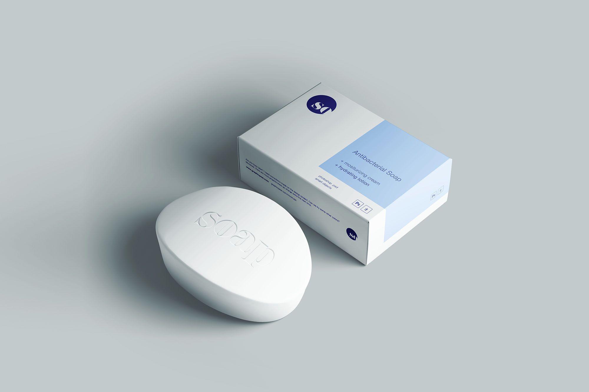 Download Soap Package Mockup Soap Packaging Free Mockup Soap