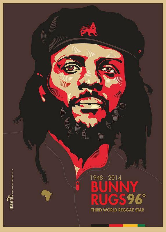 Tribute to Bunny Rugs, Third World Reggae Star