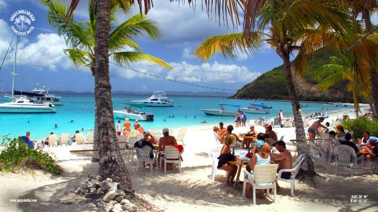Pin On Beach Bars Jost Van Dyke British Virgin Islands Bvi