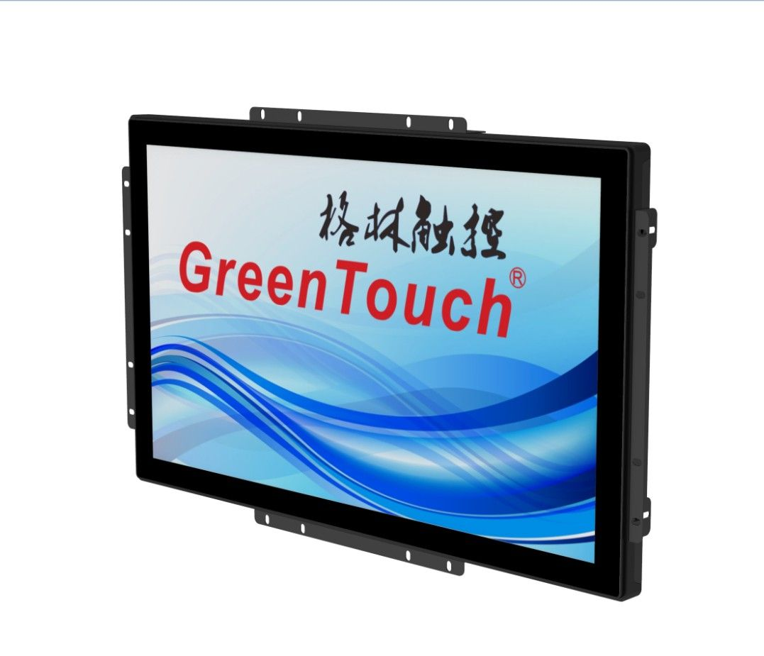 Open Frame 21 5 Inch Usb Rs232 Capacitive Touchscreen Tft Lcd Touch Screen Monitor Display In 2020 Open Frame Touch Screen Lcd