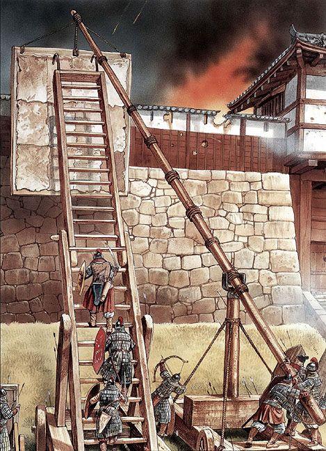 """""""Suncheon: the final siege"""", Peter Dennis"""