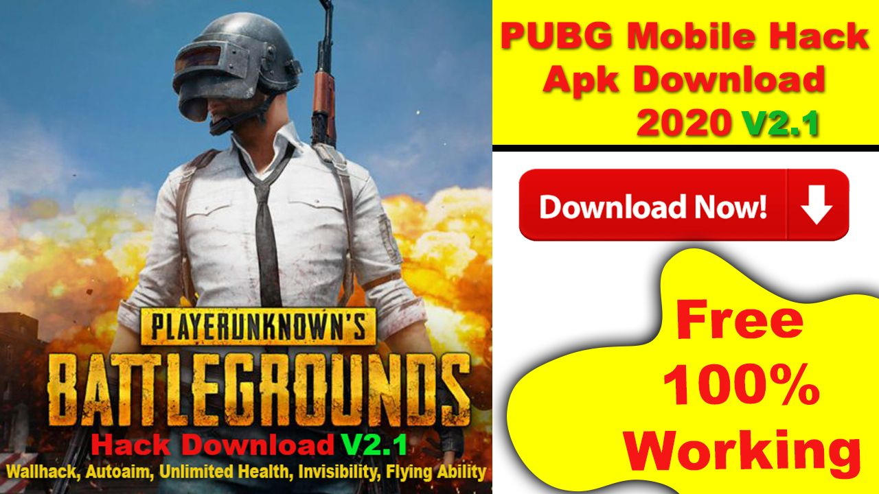 PUBG Mobile Hack Apk Download 2020 in 2020 Battle royale
