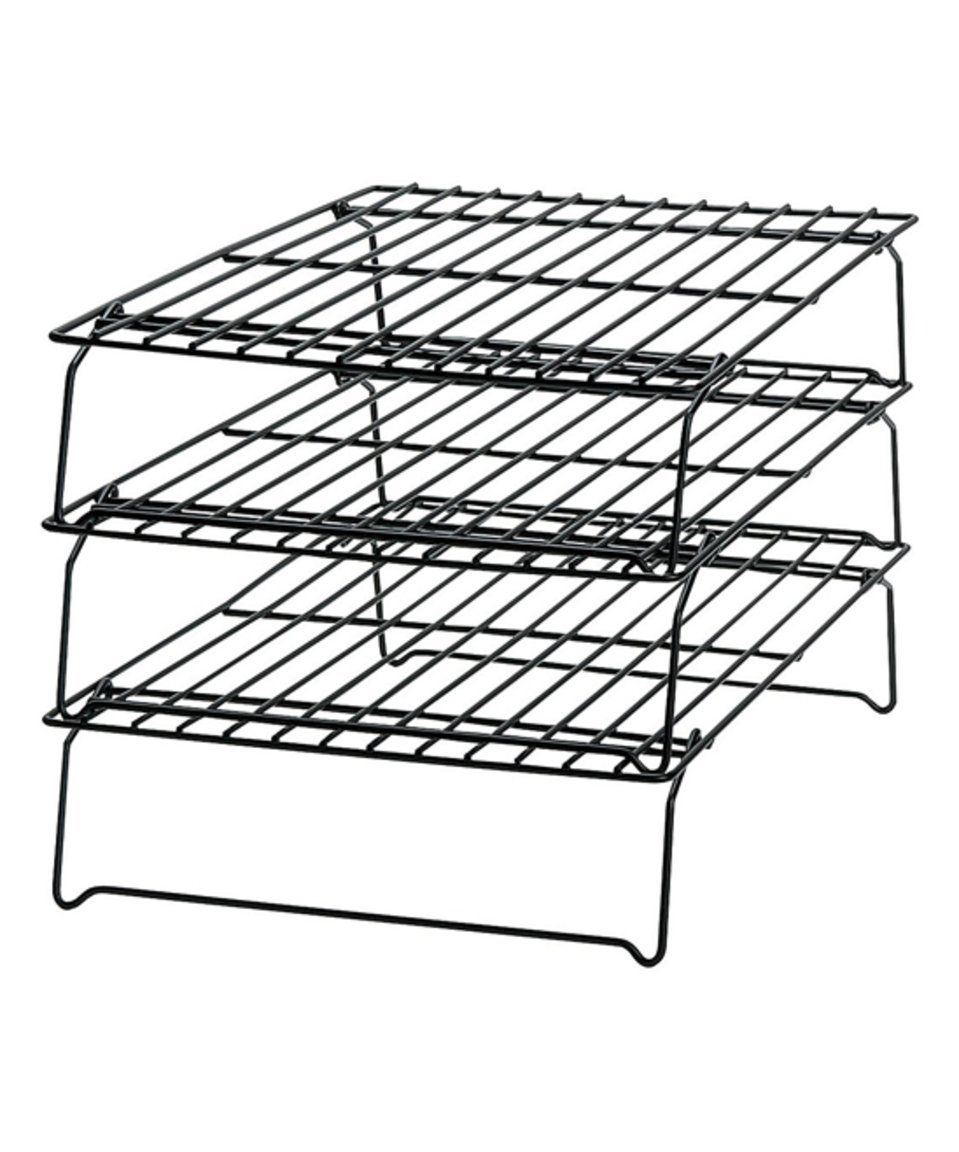Take A Look At This Wilton Stackable Cooling Racks Today Tiered