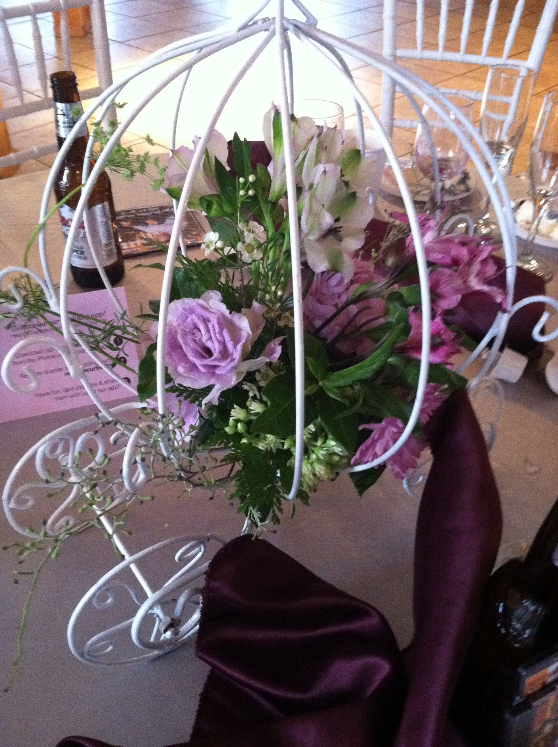 Cinderella carriage centerpiece | Deborah's Designs Floral Designs ...